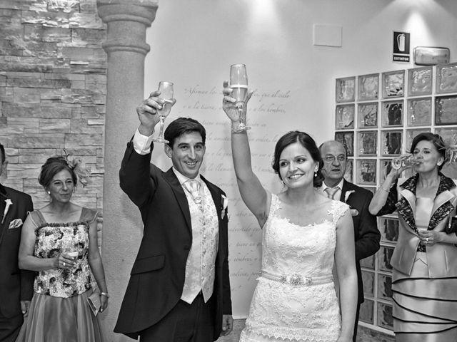 La boda de Jose Antonio y Ana Isabel en Bolaños De Calatrava, Ciudad Real 18