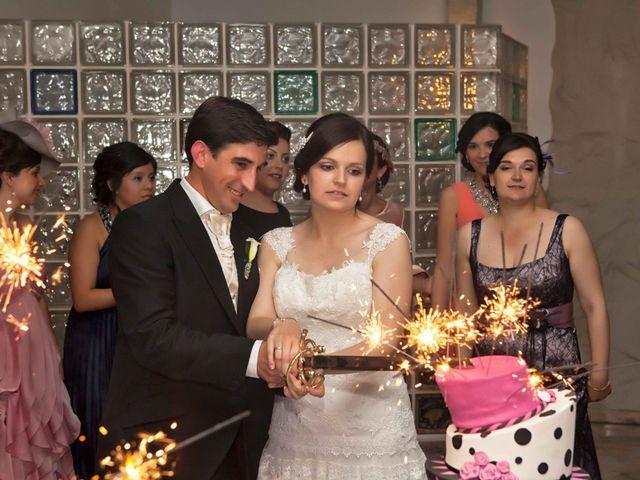 La boda de Jose Antonio y Ana Isabel en Bolaños De Calatrava, Ciudad Real 19