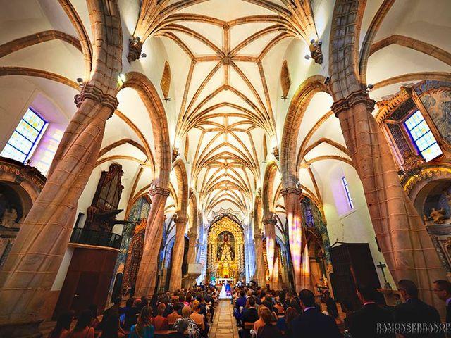 La boda de Pepe y Carmen en Olivenza, Badajoz 1