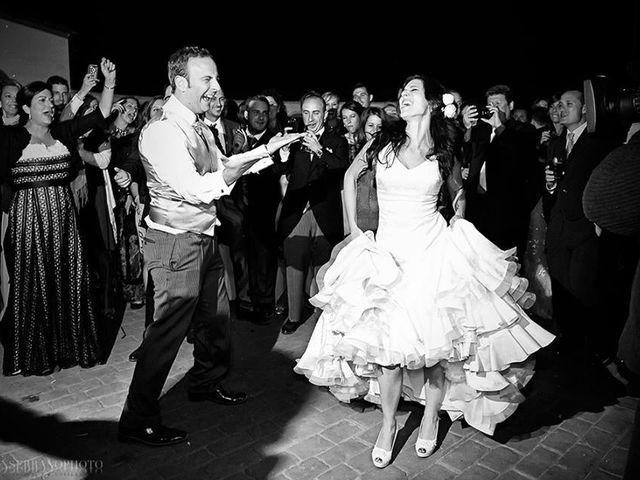 La boda de Pepe y Carmen en Olivenza, Badajoz 2