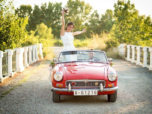 La boda de Carlos y Ángela en Pradejon, La Rioja 7