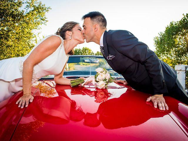 La boda de Carlos y Ángela en Pradejon, La Rioja 8