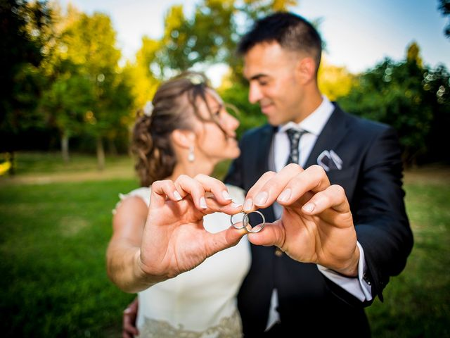 La boda de Carlos y Ángela en Pradejon, La Rioja 9