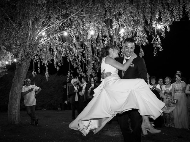 La boda de Carlos y Ángela en Pradejon, La Rioja 11