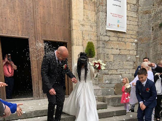 La boda de Javi y Victoria en Camprodon, Girona 6