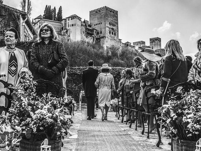 La boda de Jose y Maria José en Granada, Granada 14
