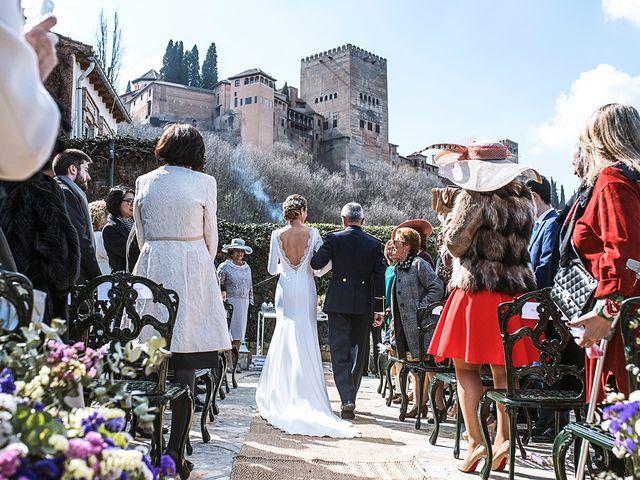 La boda de Jose y Maria José en Granada, Granada 16