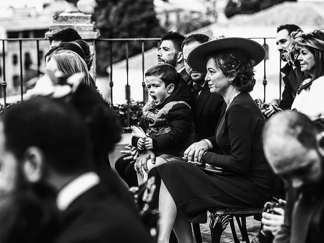 La boda de Jose y Maria José en Granada, Granada 17