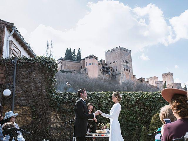 La boda de Jose y Maria José en Granada, Granada 18