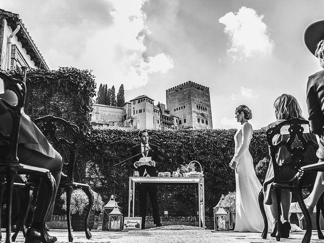 La boda de Jose y Maria José en Granada, Granada 1