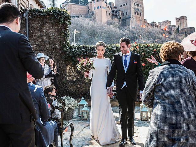 La boda de Jose y Maria José en Granada, Granada 21