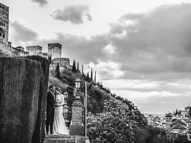 La boda de Jose y Maria José en Granada, Granada 40
