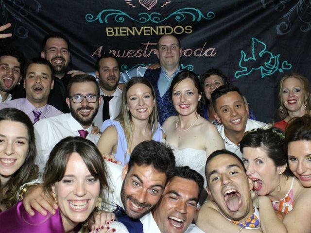 La boda de Fran y Raquel en Alacant/alicante, Alicante 1