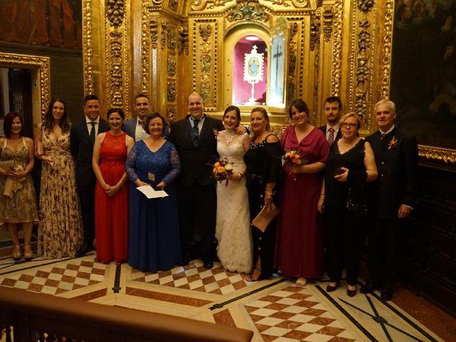 La boda de Fran y Raquel en Alacant/alicante, Alicante 6