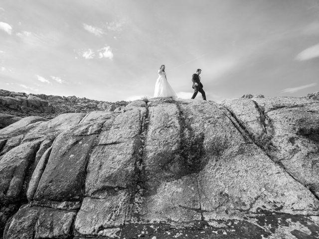 La boda de Rebeca y Jonathan en Collado Villalba, Madrid 4