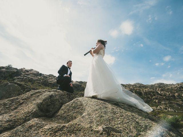 La boda de Rebeca y Jonathan en Collado Villalba, Madrid 6