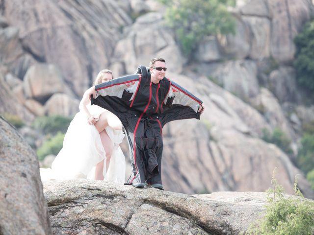 La boda de Rebeca y Jonathan en Collado Villalba, Madrid 10