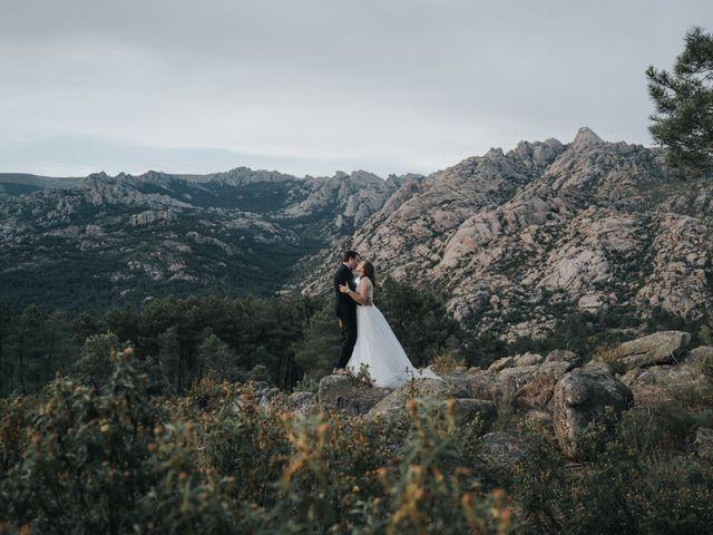 La boda de Rebeca y Jonathan en Collado Villalba, Madrid 12