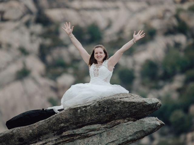 La boda de Rebeca y Jonathan en Collado Villalba, Madrid 14