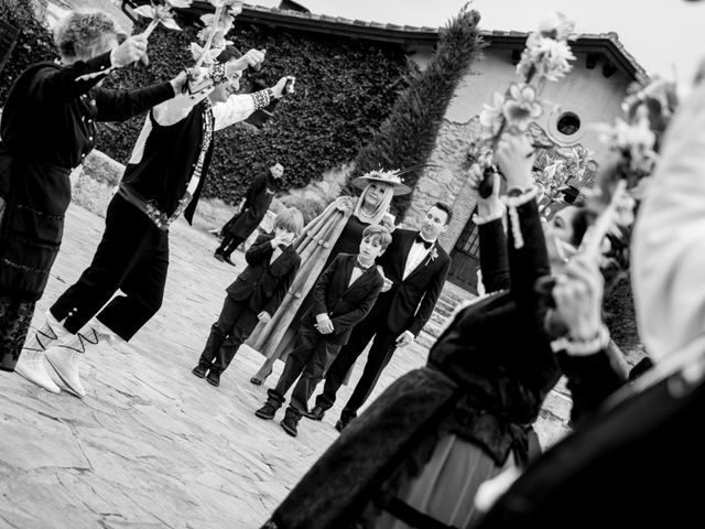 La boda de Rebeca y Jonathan en Collado Villalba, Madrid 22