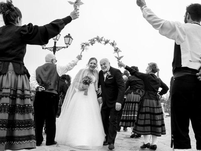 La boda de Rebeca y Jonathan en Collado Villalba, Madrid 26