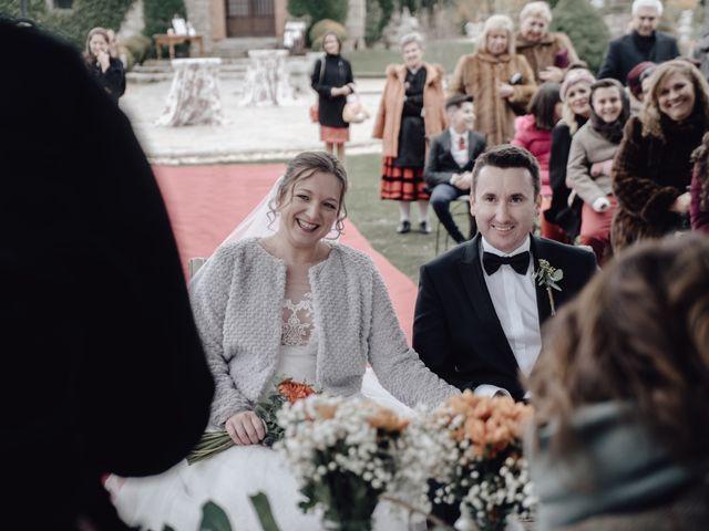 La boda de Rebeca y Jonathan en Collado Villalba, Madrid 27