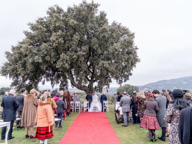 La boda de Rebeca y Jonathan en Collado Villalba, Madrid 28