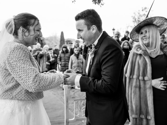 La boda de Rebeca y Jonathan en Collado Villalba, Madrid 29