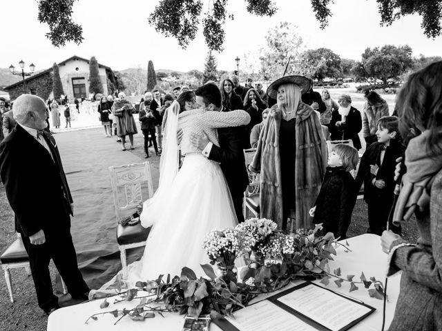 La boda de Rebeca y Jonathan en Collado Villalba, Madrid 31