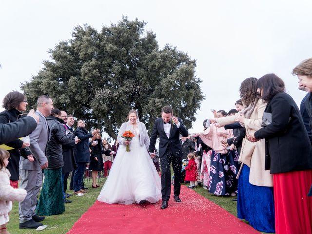 La boda de Rebeca y Jonathan en Collado Villalba, Madrid 32