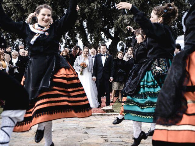 La boda de Rebeca y Jonathan en Collado Villalba, Madrid 33