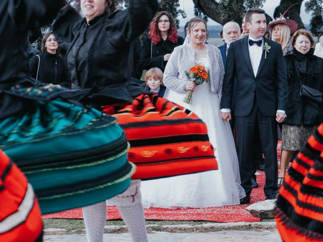 La boda de Rebeca y Jonathan en Collado Villalba, Madrid 2