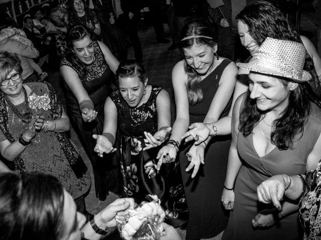 La boda de Rebeca y Jonathan en Collado Villalba, Madrid 36