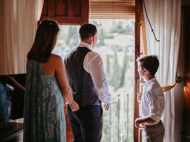 La boda de Joaquín y Ainhoa en Granada, Granada 26
