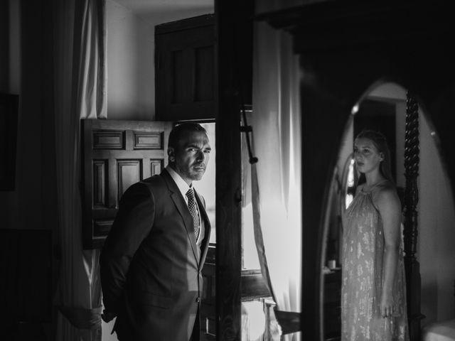 La boda de Joaquín y Ainhoa en Granada, Granada 27