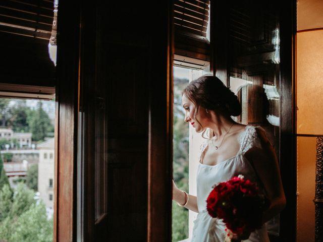 La boda de Joaquín y Ainhoa en Granada, Granada 1