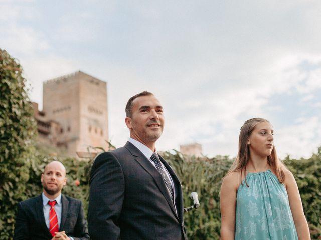 La boda de Joaquín y Ainhoa en Granada, Granada 33