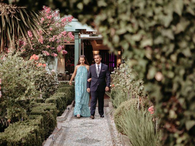 La boda de Joaquín y Ainhoa en Granada, Granada 35