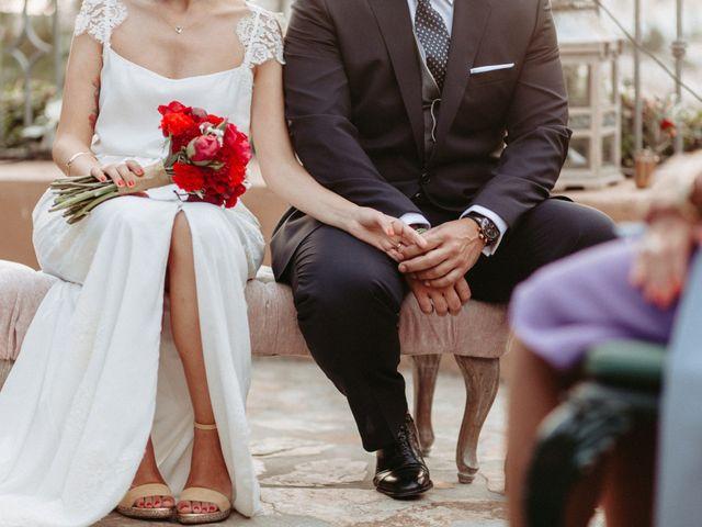 La boda de Joaquín y Ainhoa en Granada, Granada 36