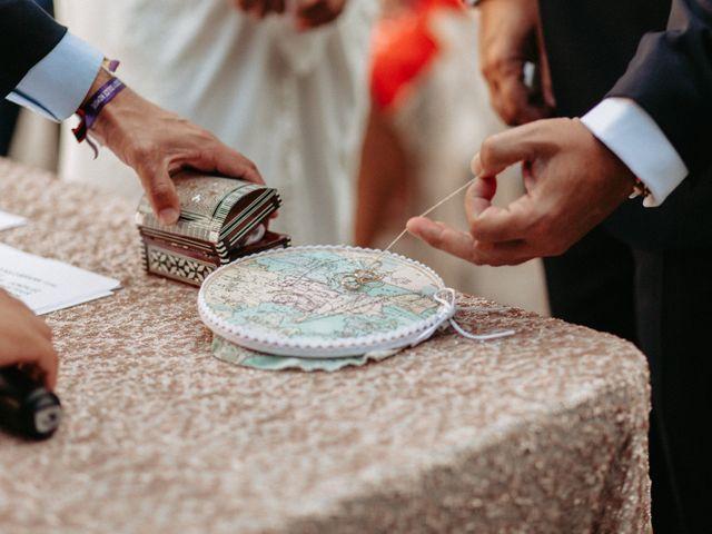 La boda de Joaquín y Ainhoa en Granada, Granada 40