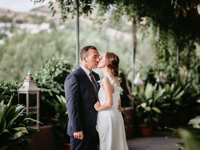 La boda de Joaquín y Ainhoa en Granada, Granada 46