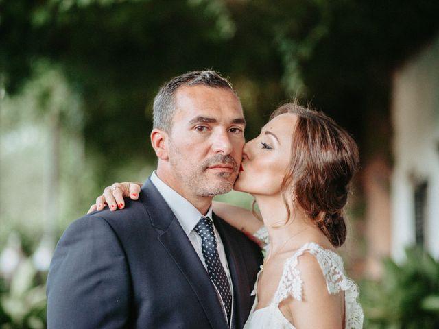 La boda de Joaquín y Ainhoa en Granada, Granada 47