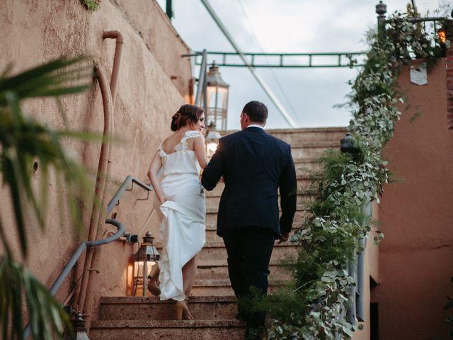 La boda de Joaquín y Ainhoa en Granada, Granada 50