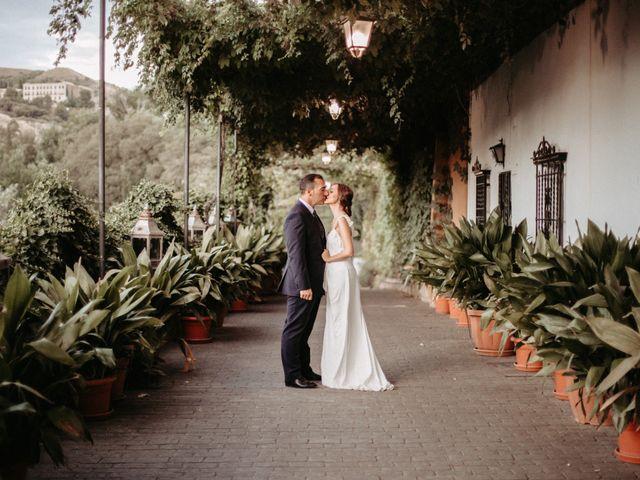 La boda de Ainhoa y Joaquín