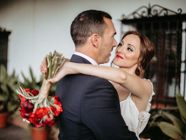 La boda de Joaquín y Ainhoa en Granada, Granada 53