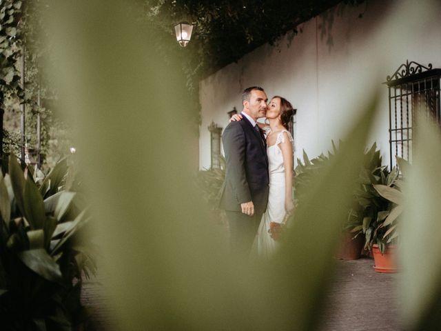 La boda de Joaquín y Ainhoa en Granada, Granada 54