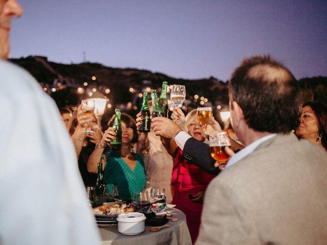 La boda de Joaquín y Ainhoa en Granada, Granada 60