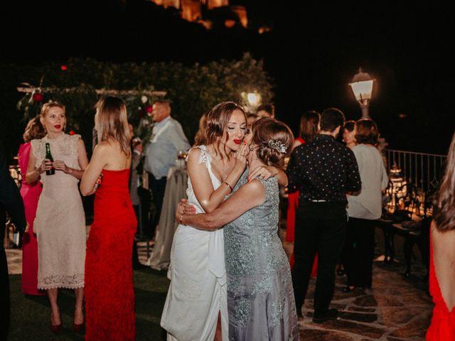 La boda de Joaquín y Ainhoa en Granada, Granada 64