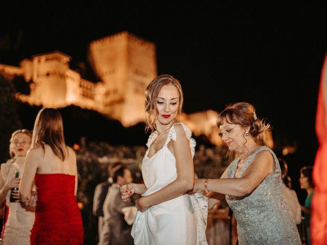 La boda de Joaquín y Ainhoa en Granada, Granada 66