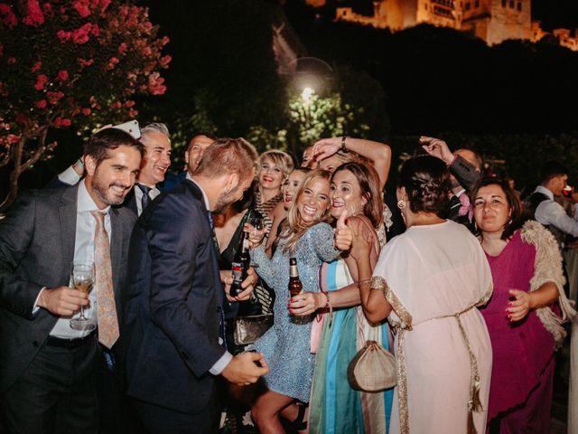 La boda de Joaquín y Ainhoa en Granada, Granada 68